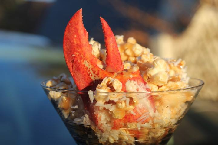 Photo of: Lobster Popcorn from The Hatfield House